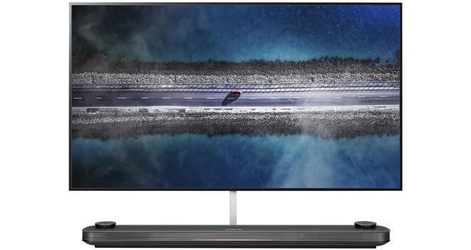LG W9 2019 OLED TV