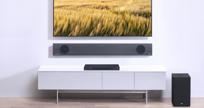 LG 2019 Sound Bars