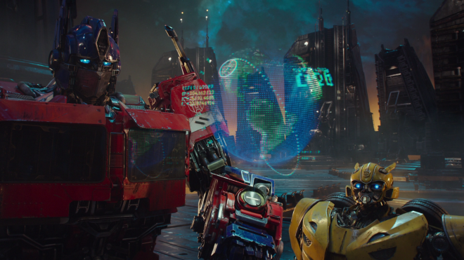 Bumblebee Blu-ray Review | High Def Digest