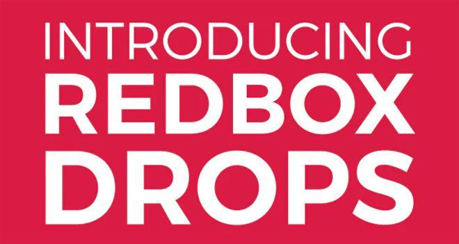 redbox drops