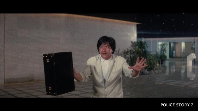 Police Story 2 Criterion Collection