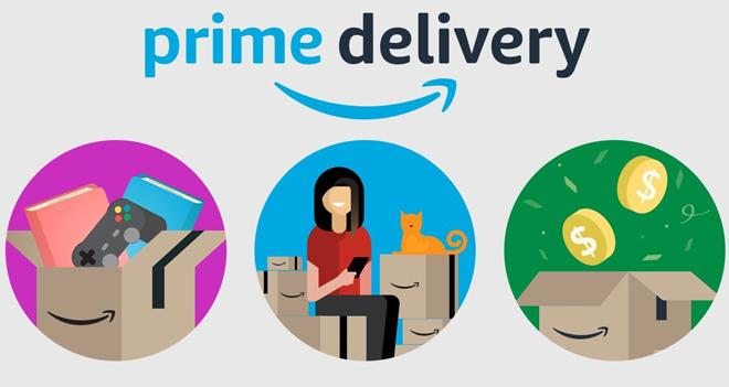 Amazon Prime One-Day Shipping