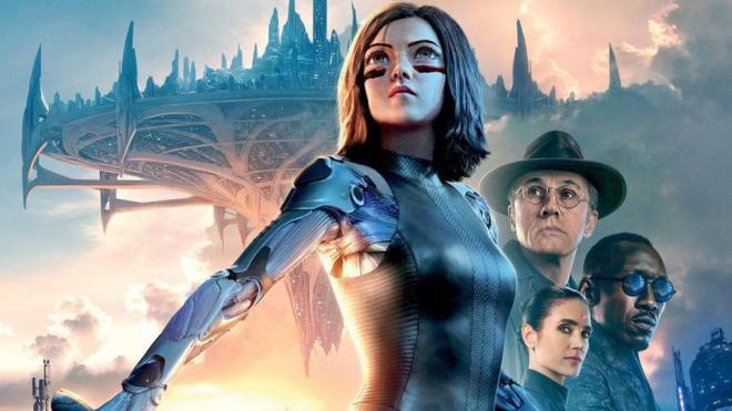 Alita Battle Angel 4K Ultra HD & 3D Blu-ray announcement