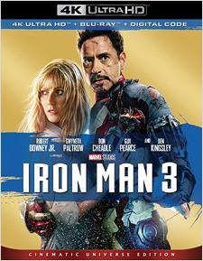 Iron Man 3 - 4K Ultra HD Blu-ray Ultra HD Review | High Def