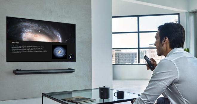 LG Alexa TV Support