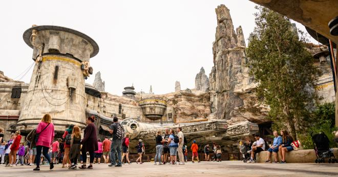 Theme Park Review: Star Wars: Galaxy's Edge Disneyland