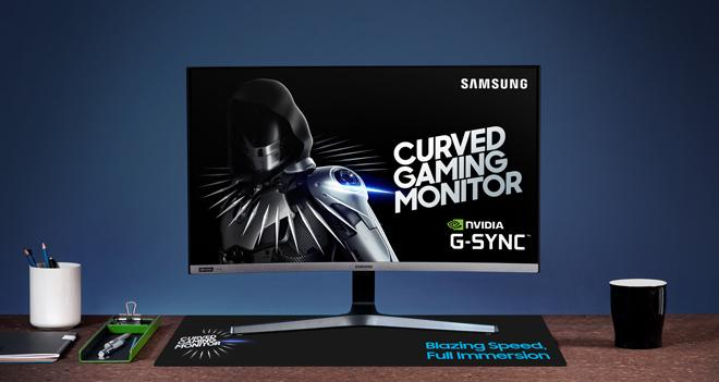 Samsung 27-inch Curved Gaming Monitor