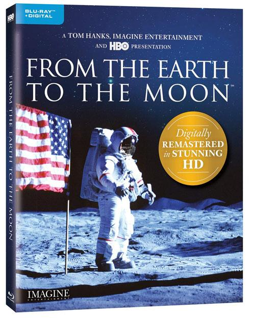 From the Earth to the Moon Blu-ray