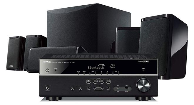 Yamaha YHT-5950U Home Theater System