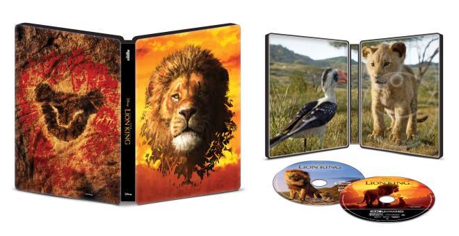 Lion King 2019 Full Package