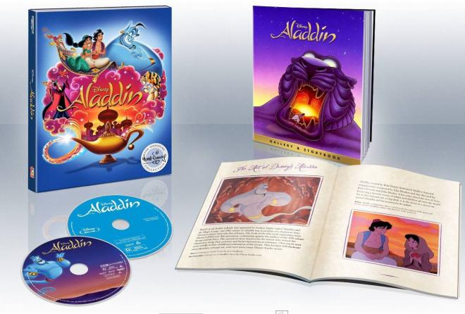 Aladdin (1992) 4K Target digipak alt