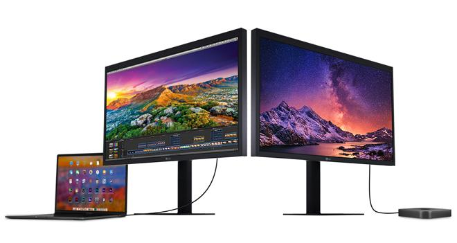 LG UltraFine 5K Monitor