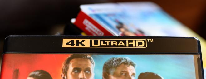 4K Ultra HD Blu-ray logo