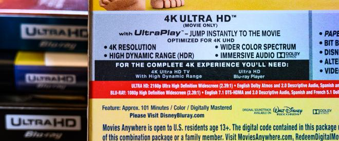 Is 4K a Scam? Here are some upgrades over Blu-ray