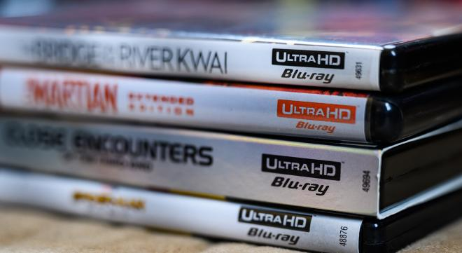 Is 4K a Scam? Ultra HD Blu-rays