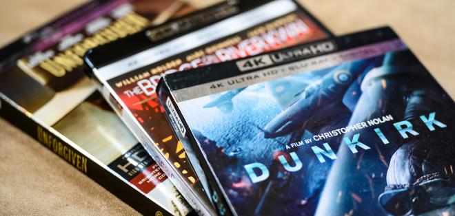 Is 4K a Scam? Here are some native 4K releases.