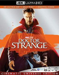 Doctor Strange 2016 4k Ultra Hd Blu Ray Ultra Hd Review High Def Digest