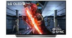 LG OLED NVIDIA G-SYNC