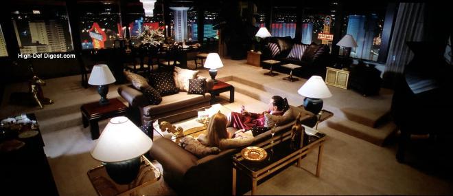 Casino 4K Ultra HD Blu-ray Review:Sam's Vegas Apartment