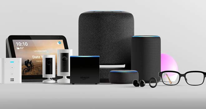 Amazon 2019 Echo Lineup