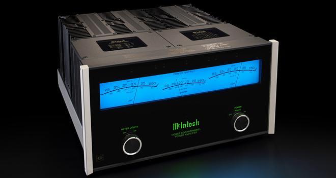 McIntosh MC257 Amp