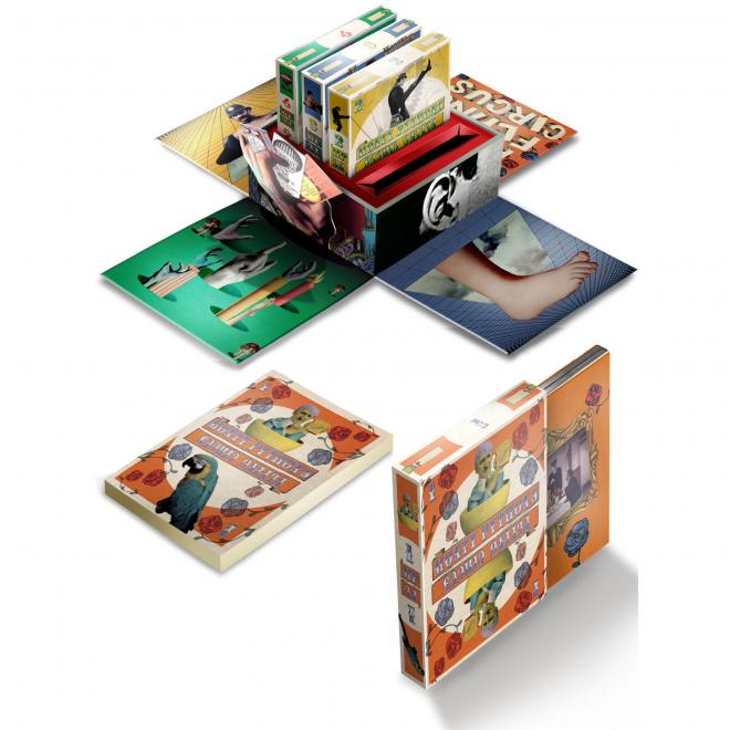 Monty Python's Flying Circus: The Complete Series: Norwegian Edition International opened box