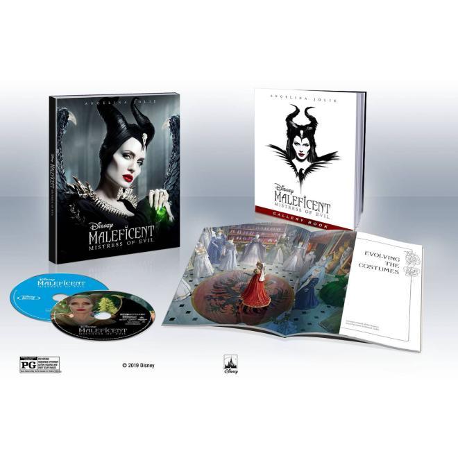 Maleficent Mistress of Evil 4K Target Exclusive insides