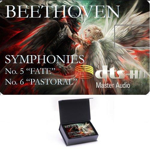 Beethoven Symphony Nos. 5 & 6 (HD Media Card)