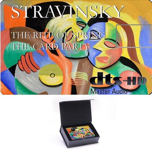 Stravinsky: 'The Rate of Spring' 'The Card Party' (HD Media Card)