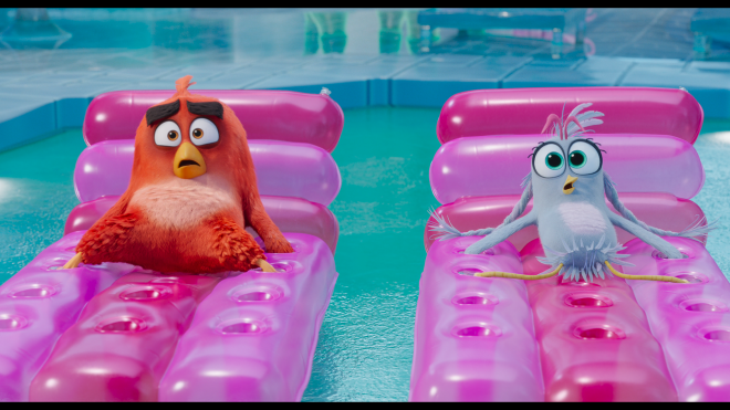 The Angry Birds Movie 2 Blu Ray Review High Def Digest