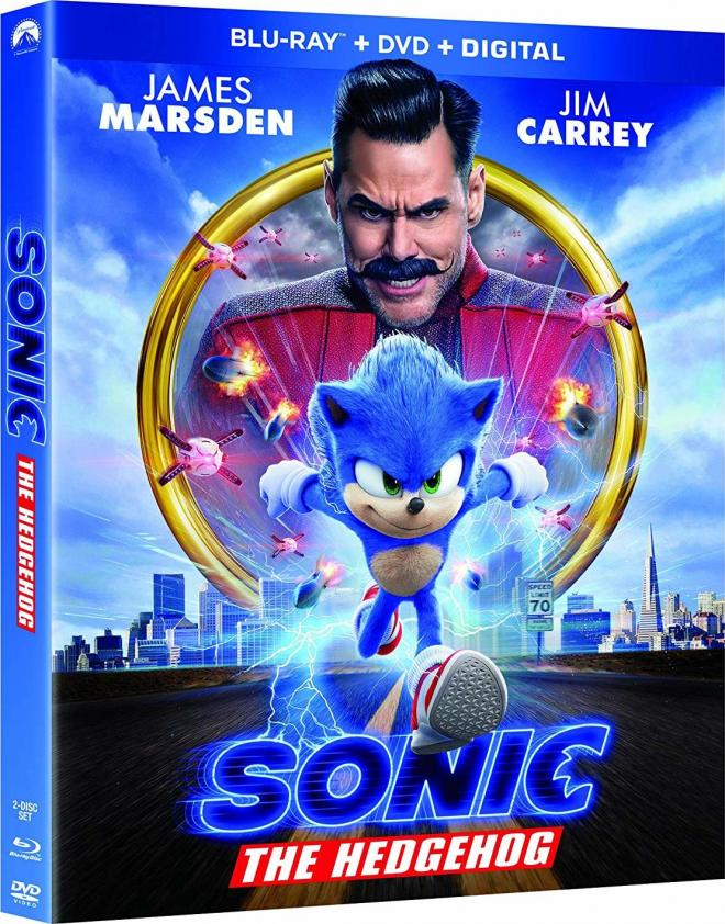 Sonic The Hedgehog Blu Ray Review High Def Digest
