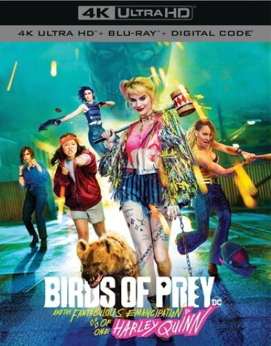 Birds Of Prey And The Fantabulous Emancipation Of One Harley Quinn 4k Ultra Hd Blu Ray Ultra Hd Review High Def Digest