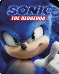 Sonic The Hedgehog 4k Ultra Hd Blu Ray Best Buy Exclusive Steelbook Ultra Hd Review High Def Digest