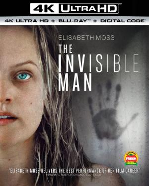 Invisible Man 4K