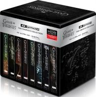 Game Of Thrones The Complete Collection 4k Ultra Hd Blu Ray Best Buy Exclusive Steelbook Ultra Hd Review High Def Digest