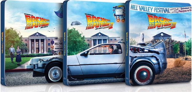 Back to the future steelbook