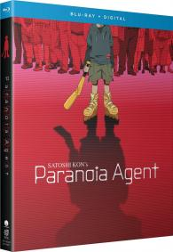 Paranoia Agent: The Complete Series Blu-ray Disc Details ...