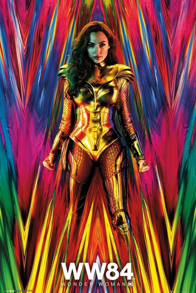 Wonder Woman 1984 - HBO MAX Blu-ray Review | High Def Digest