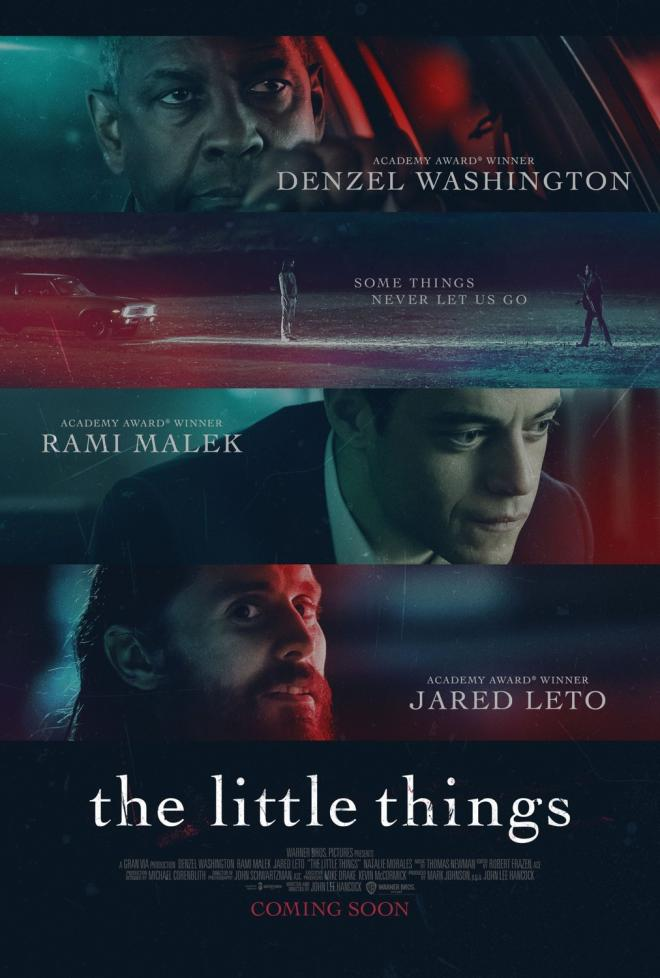 The Little Things - HBO MAX Review Blu-ray Review | High Def Digest