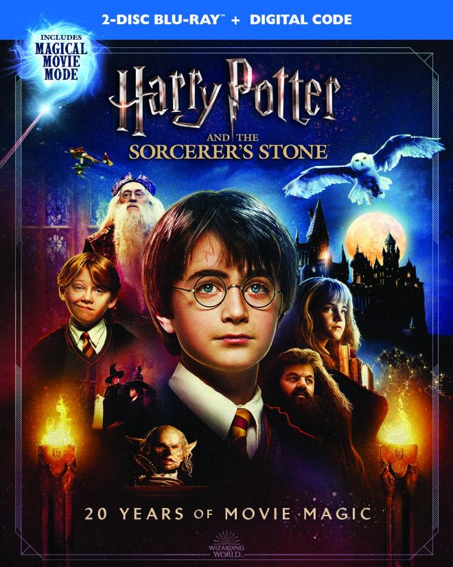 Harry Potter Sorcerer's Stone Magical Movie Mode