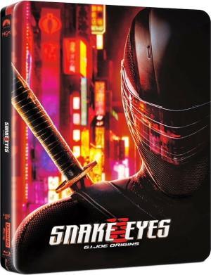 Snake Eyes 4K UHD SteelBook