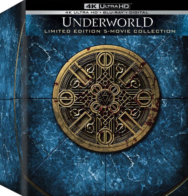 Underworld 5-Film Collection 4K UHD