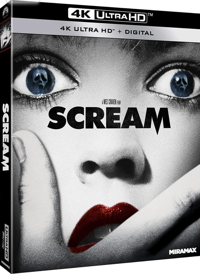 Scream 4K Ultra HD Blu-ray