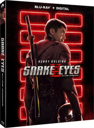 Snake Eyes: GI Joe Origins Blu-ray