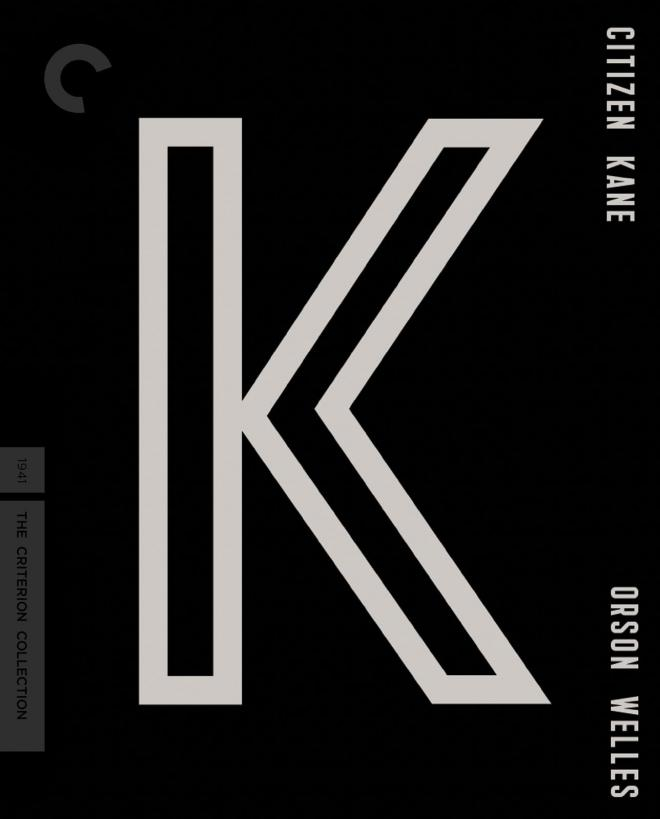 Citizen Kane Criterion Collection - 4K Ultra HD Blu-ray