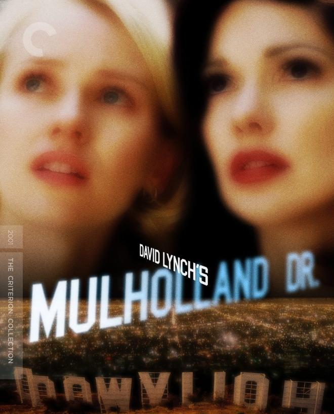 Mulholland Dr. The Criterion Collection - 4K Ultra HD Blu-ray