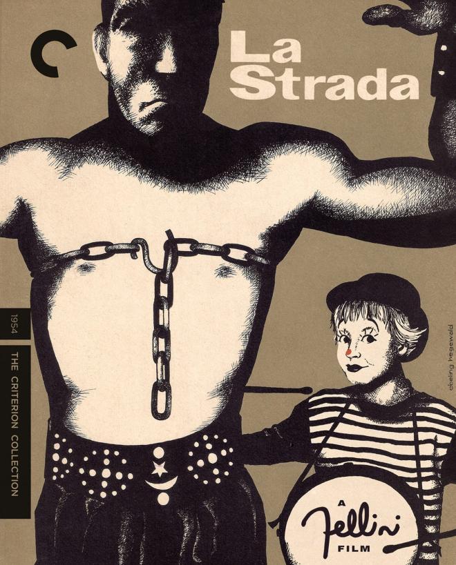La Strada The Criterion Collection