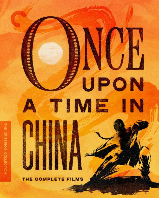 Once Upon A Time in China Complete Films Criterion Collection