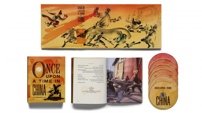 Once Upon A Time In China The Complete Films FULL