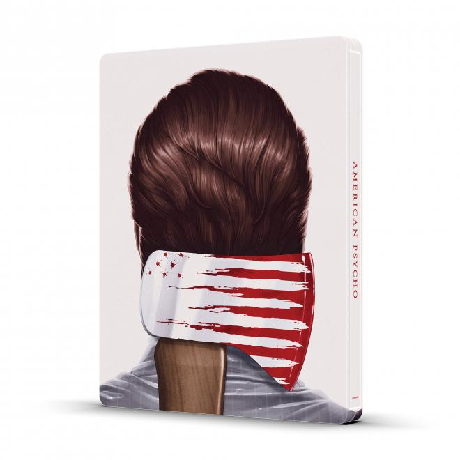 American Psycho SteelBook Back